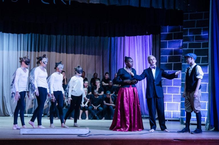 Senior Play 'Mystery at Magpie Manor' 2018