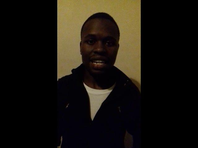 APRIL ENTRY: Keith Tatenda Nyati