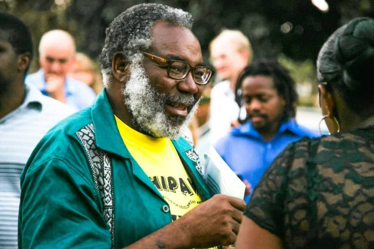 CULTURAL GIANTS: Stephen Joel Chifunyise.