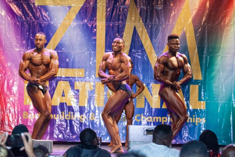 2019 NATIONAL BODYBUILDING AND FITNESS CHAMPIONSHIPS OFFICIAL RESULTS