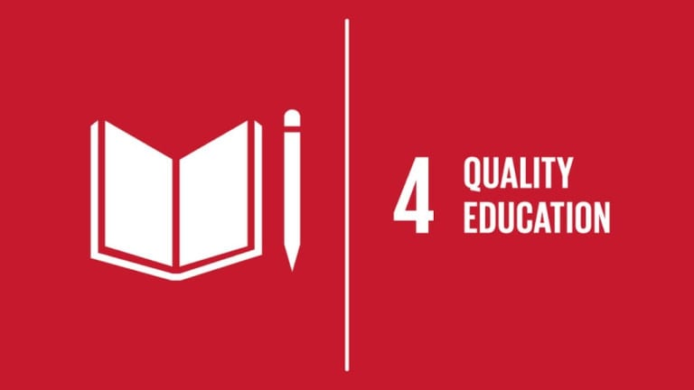 About the SDG's: Sustainable Development Goal 4