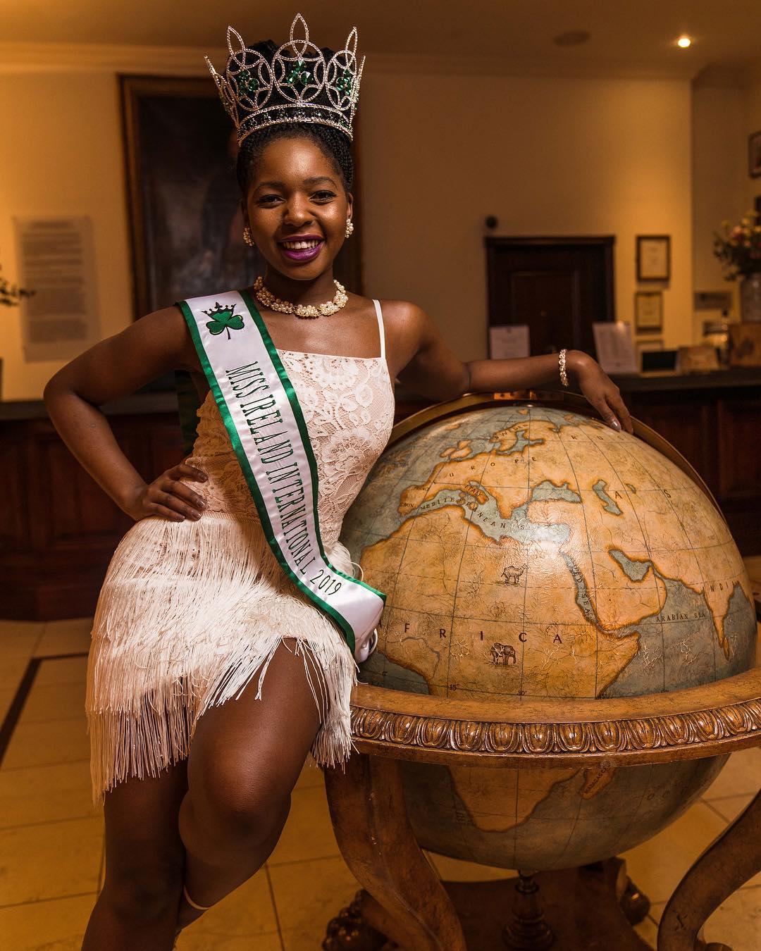 THE PERCH - Miss Ireland International