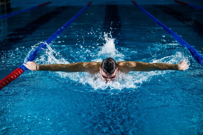 2020 CANA Zone IV Swimming C/ships: 4 New Championship records Set On Day 3