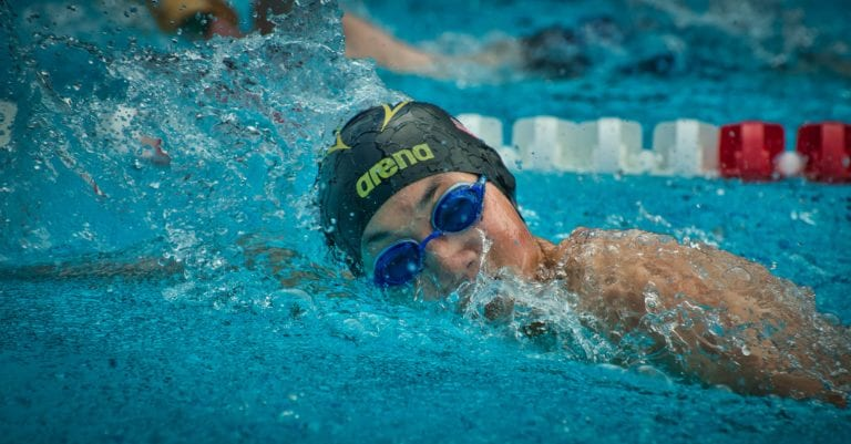 2020 CANA Zone IV Swimming C/ships: ZIM leads Day 1 with 5 Gold Medals