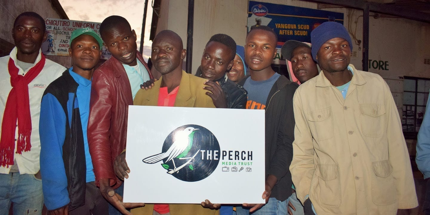 THE PERCH - Zimbabwe Youth