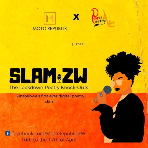 SLAM ZW: Zimbabwe's first digital poetry slam!