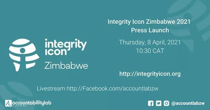 Accountability Lab launches 'Integrity Icon Zimbabwe'